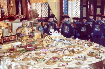 3 bữa ăn quan trọng nhất trong cuộc đời Càn Long, trong đó có 1 bữa đã giúp ông có được hoàng vị - Ảnh 5