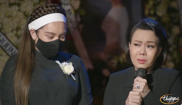Việt Hương thông báo số tiền quy đổi mua vòng hoa để thực hiện nguyện vọng, lần đầu công bố di duyện cuối cùng của Phi Nhung - Ảnh 1