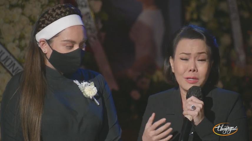 Con gái ruột Phi Nhung đăng tải dòng trạng thái sau tang lễ của mẹ tại Mỹ, nhắn nhủ 1 câu khiến ai cũng trào nước mắt - Ảnh 3