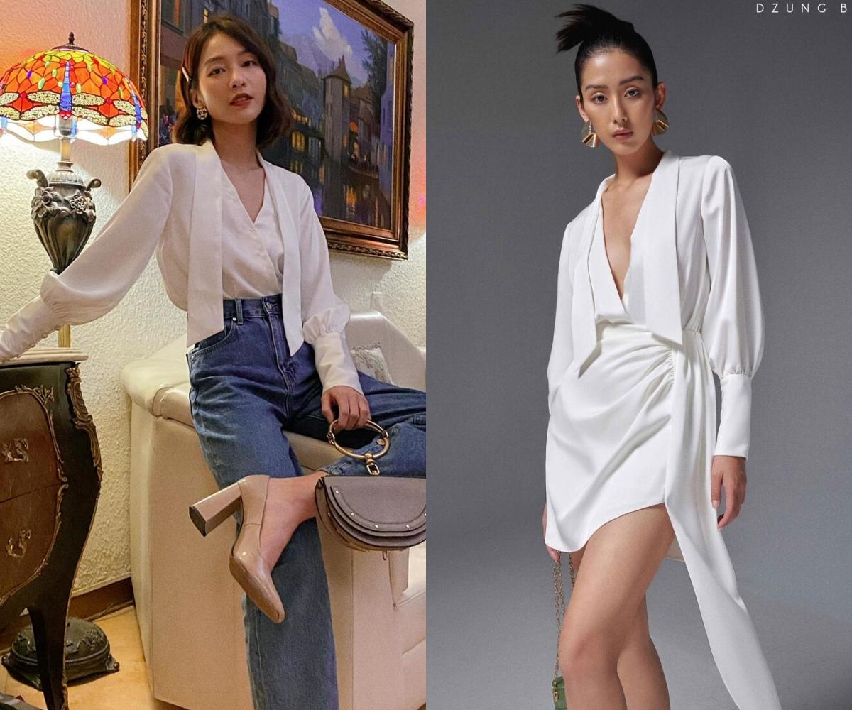 Khả Ngân lên đồ cao tay trong 11 Tháng 5 Ngày: Mặc lại đồ cũ, style thú vị hơn cả mẫu hãng - Ảnh 3