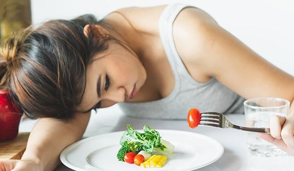 Tại sao có cảm giác chán ăn? - Ảnh 1