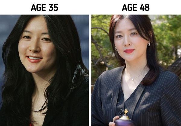 Bí quyết giúp phụ nữ châu Á trẻ trung ở tuổi 50 - Ảnh 3