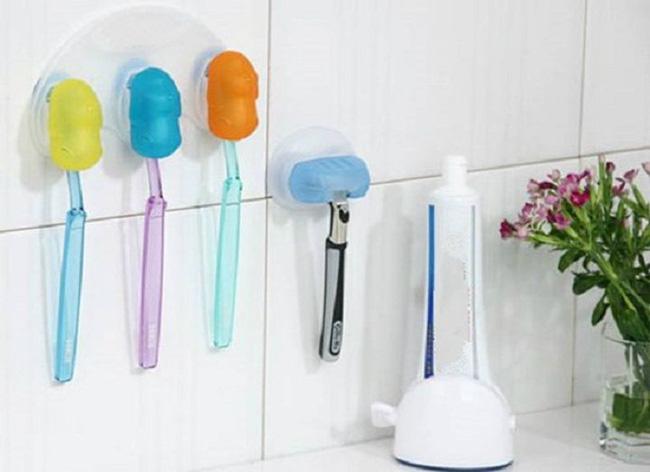 Có 100 triệu vi khuẩn trên bàn chải đánh răng của bạn, làm thế nào để bàn chải sạch sẽ? - Ảnh 3