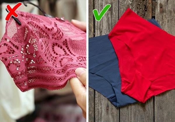 Bỏ ngay 8 sai lầm khi mặc đồ lót để tốt cho sức khỏe lại tôn dáng - Ảnh 1