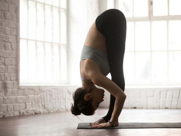 5 tư thế yoga giúp giảm trào ngược axit dạ dày hiệu quả không cần dùng thuốc - Ảnh 2