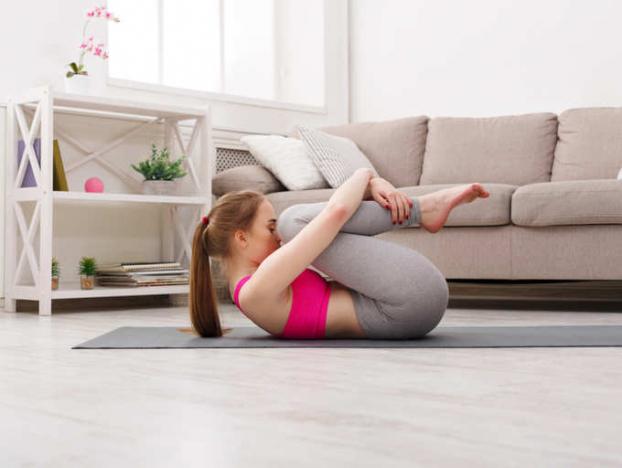 5 tư thế yoga giúp giảm trào ngược axit dạ dày hiệu quả không cần dùng thuốc - Ảnh 5