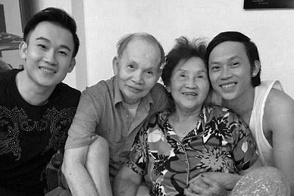 Ba Hoài Linh mất, Đàm Vĩnh Hưng: 'Vĩnh biệt bố', hé lộ khoảnh khắc như người thân ruột thịt  - Ảnh 1
