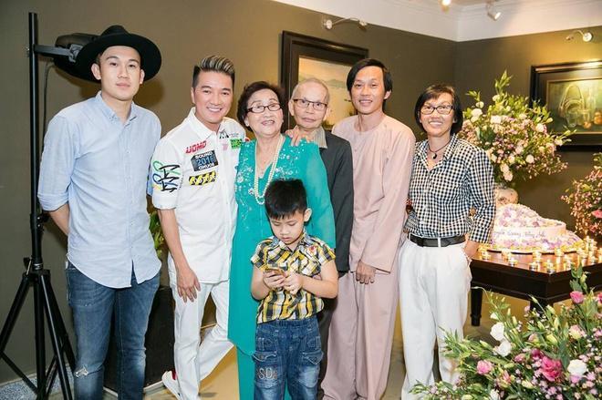 Ba Hoài Linh mất, Đàm Vĩnh Hưng: 'Vĩnh biệt bố', hé lộ khoảnh khắc như người thân ruột thịt  - Ảnh 4