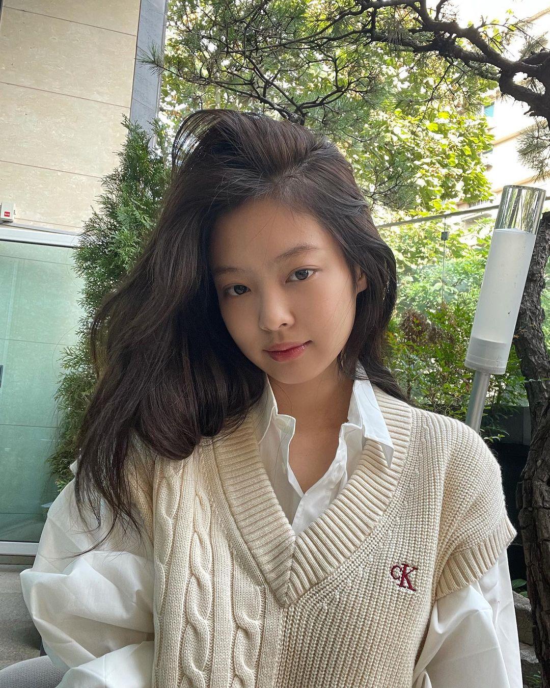 4 xu hướng nhuộm tóc mùa thu của sao Hàn: Toàn màu tôn da, thanh lịch hợp công sở - Ảnh 15