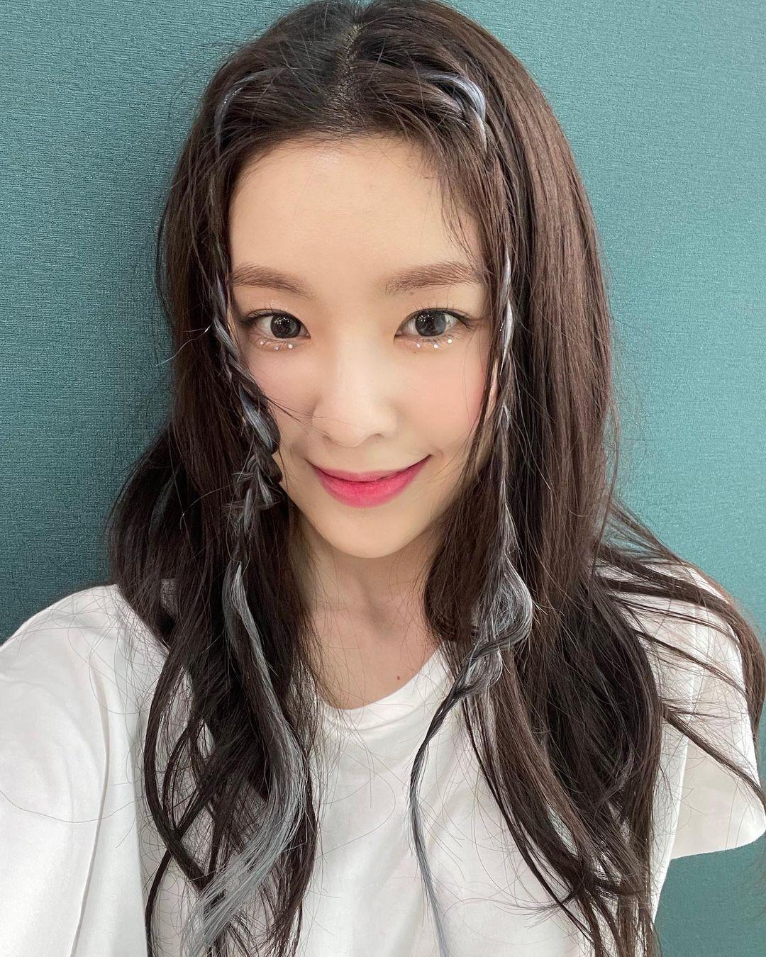 4 xu hướng nhuộm tóc mùa thu của sao Hàn: Toàn màu tôn da, thanh lịch hợp công sở - Ảnh 16