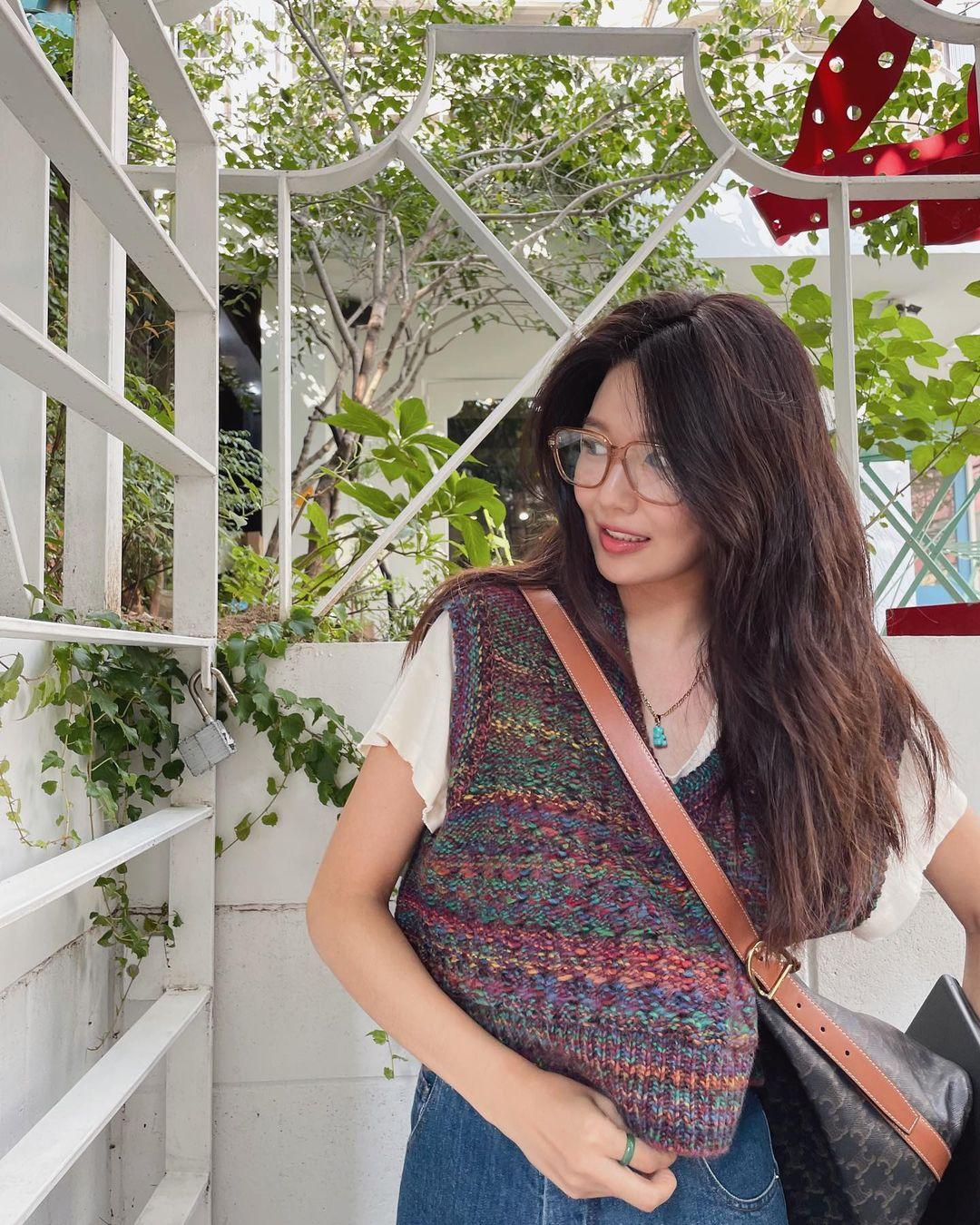 4 xu hướng nhuộm tóc mùa thu của sao Hàn: Toàn màu tôn da, thanh lịch hợp công sở - Ảnh 5