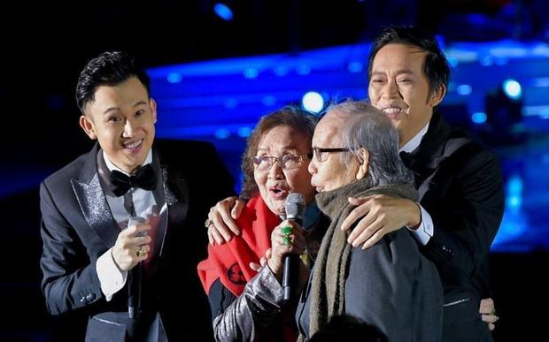 Dương Triệu Vũ thông báo tang sự cho cha, con trai ruột NS Hoài Linh có động thái mới khi hay tin ông nội mất - Ảnh 7