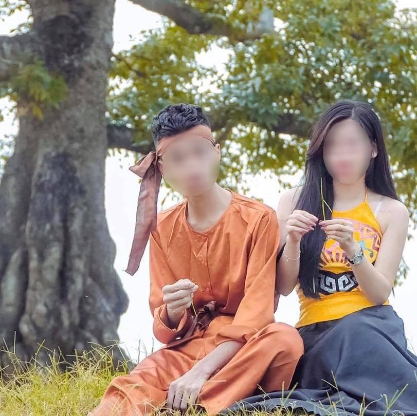 Gái xinh bị hiểu nhầm là người yêu Nam Ok có động thái này khi được fan nhắc nhở vì đăng ảnh đôi với tiktoker quá cố - Ảnh 1