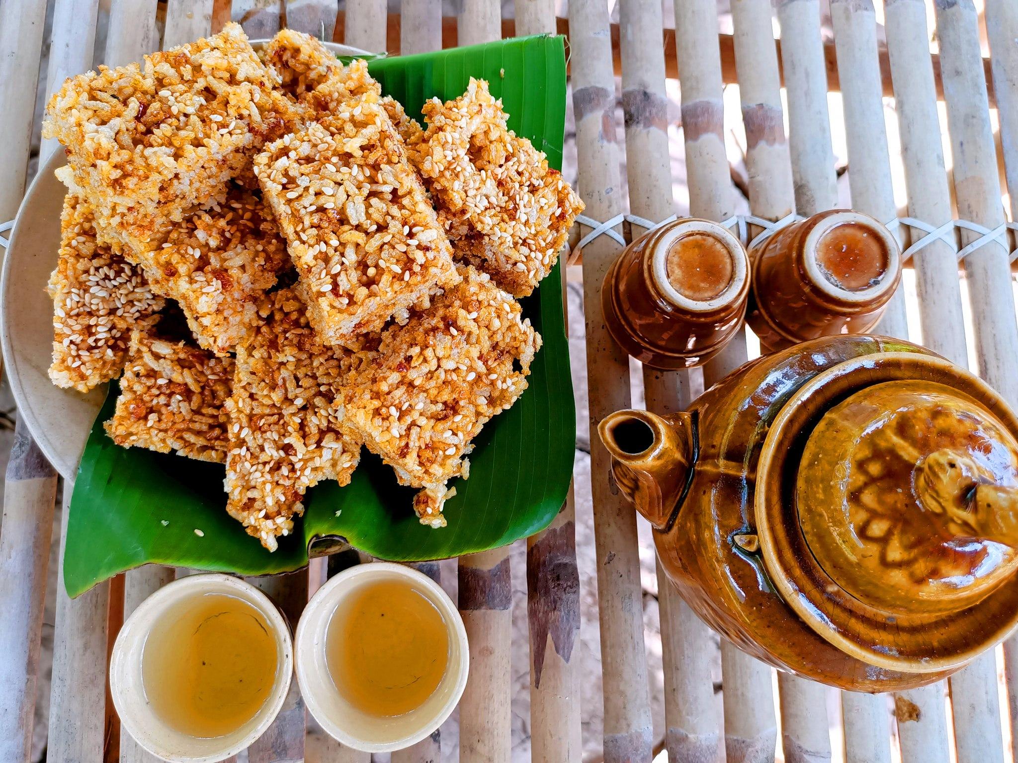 Cốm ngào đường làm bằng cơm nguội đã ngon còn tiết kiệm cơm thừa, chiêu hay mẹ đảm cần biết