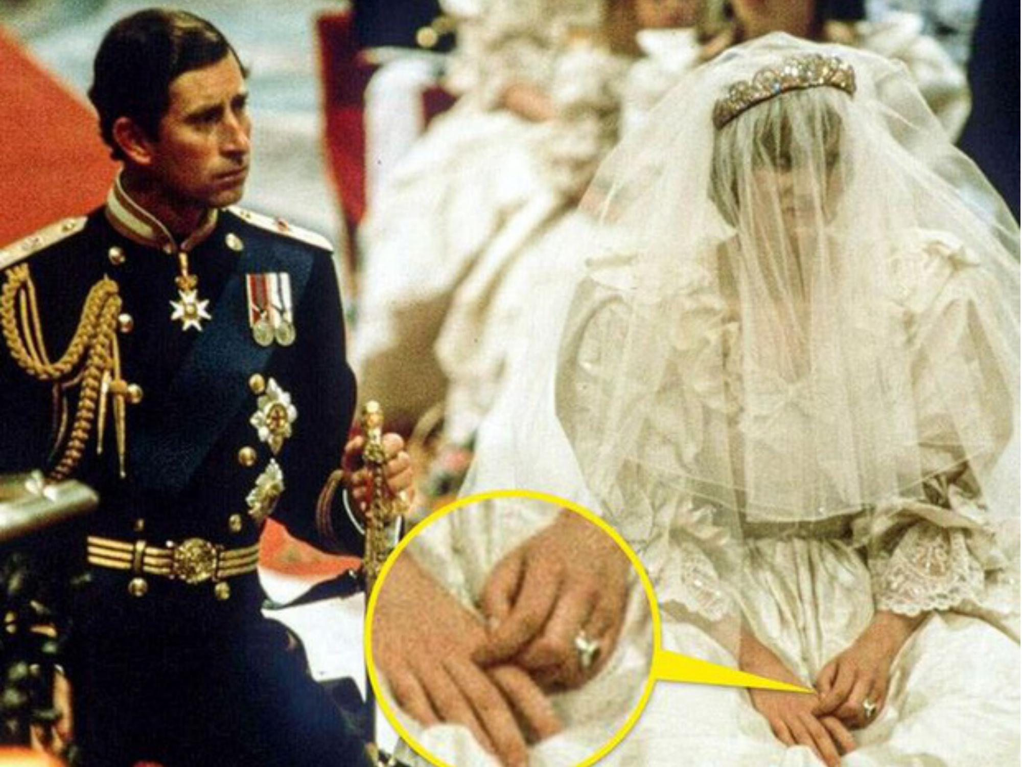 Bí mật đám cưới Hoàng gia Anh: Chiếc váy cưới 'to sụ' khiến Công nương Diana 'khổ sở' hay 'thủ thuật' độn bụng của Công nương Kate