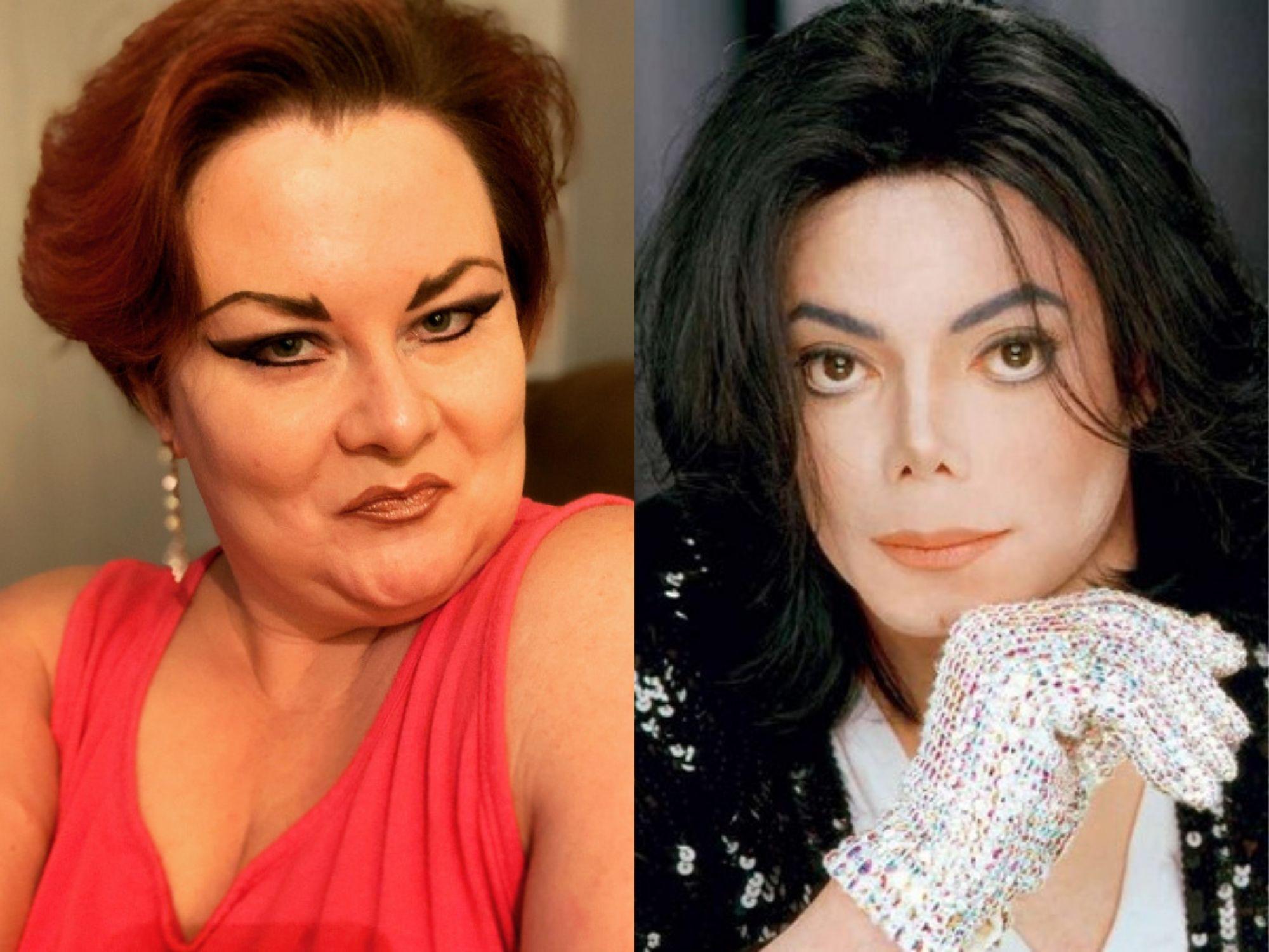 Người phụ nữ là 'chuyển kiếp' của Marylin Monroe tuyên bố đã kết hôn với hồn ma của Michael Jackson được nhiều năm