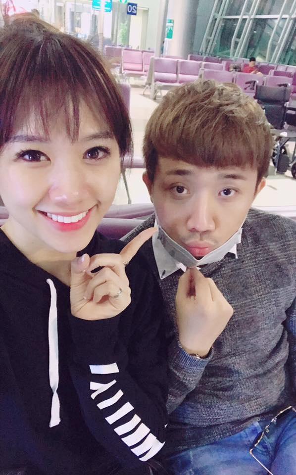 Hari Won đã 'vỗ béo' Trấn Thành từ cằm V-line thành 'mặt nọng' thế nào? - Ảnh 16