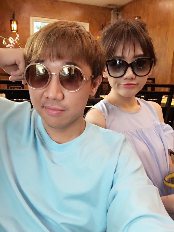 Hari Won đã 'vỗ béo' Trấn Thành từ cằm V-line thành 'mặt nọng' thế nào? - Ảnh 19