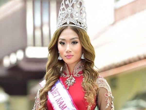 Hoa hậu Việt Nam Toàn cầu 2017 Jacqueline Đặng qua đời ở tuổi 22
