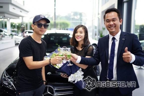 Hoài Lâm và bạn gái đi tậu xế hộp bạc tỉ mừng sinh nhật tuổi 22 - Ảnh 2