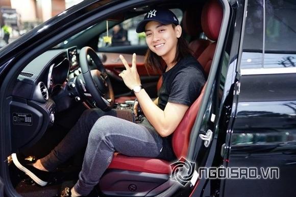 Hoài Lâm và bạn gái đi tậu xế hộp bạc tỉ mừng sinh nhật tuổi 22 - Ảnh 11