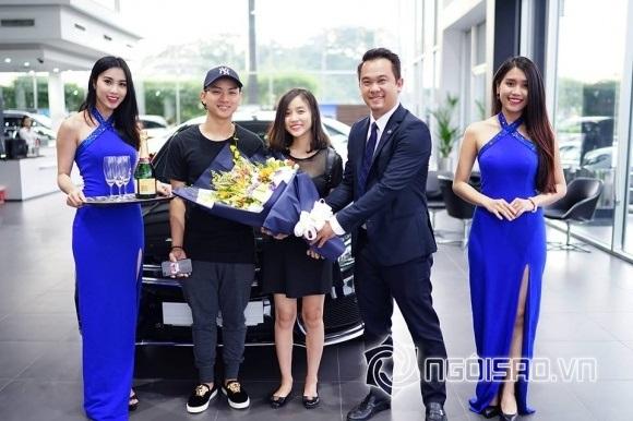 Hoài Lâm và bạn gái đi tậu xế hộp bạc tỉ mừng sinh nhật tuổi 22 - Ảnh 3