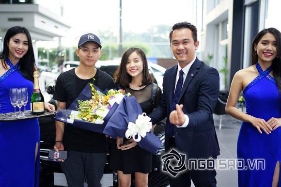 Hoài Lâm và bạn gái đi tậu xế hộp bạc tỉ mừng sinh nhật tuổi 22 - Ảnh 4