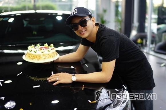 Hoài Lâm và bạn gái đi tậu xế hộp bạc tỉ mừng sinh nhật tuổi 22 - Ảnh 5