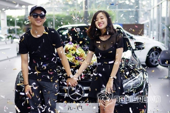Hoài Lâm và bạn gái đi tậu xế hộp bạc tỉ mừng sinh nhật tuổi 22 - Ảnh 7