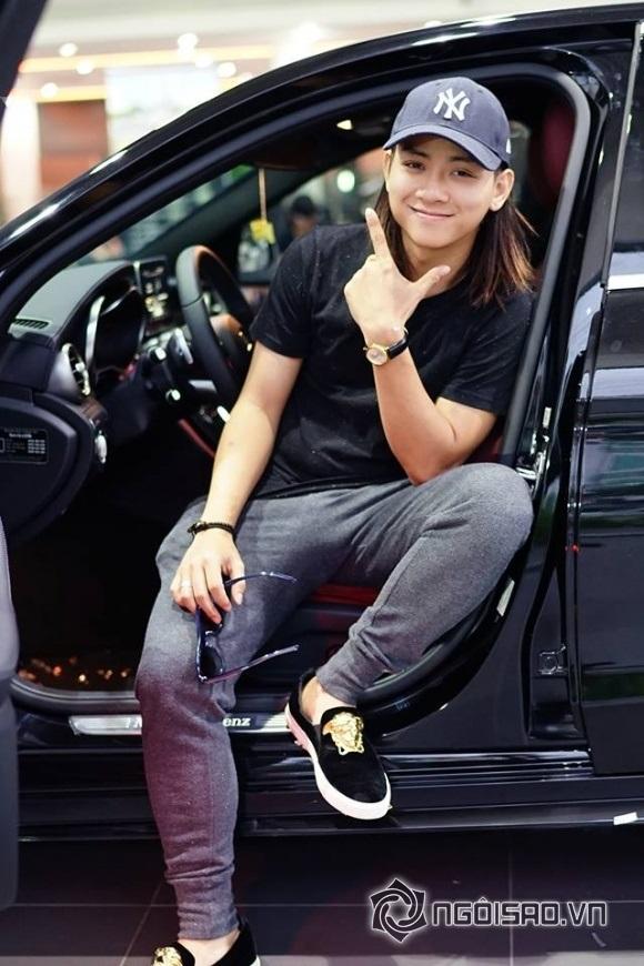 Hoài Lâm và bạn gái đi tậu xế hộp bạc tỉ mừng sinh nhật tuổi 22 - Ảnh 9