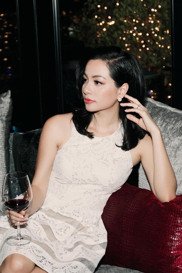 Phan Như Thảo 'khẩu chiến' gay gắt với vợ cũ của chồng đại gia: 'Dù điên loạn dơ bẩn, biến thái vì tiền đến mức nào, chị không được phép xúc phạm gia đình tôi' - Ảnh 2