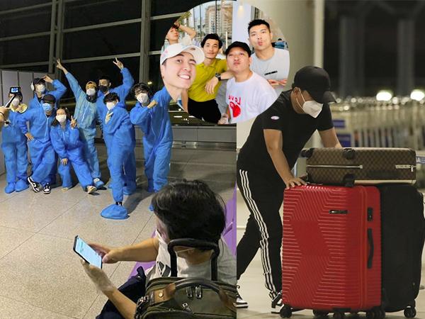 Trường Giang và dàn cast Running Man Việt lại gặp 'sóng gió', bị CĐM chỉ trích vì sang Hàn ghi hình trong thời điểm dịch Covid-19