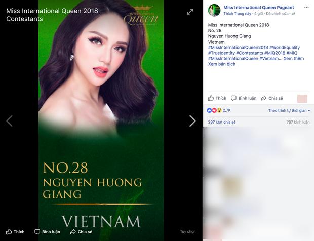 Dàn mỹ nhân chuyển giới Việt ghi dấu ấn xuất sắc tại đấu trường thế giới, choáng nhất Hương Giang làm nên kỳ tích - Ảnh 1