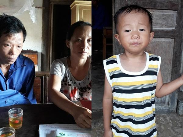 Lời cầu cứu của cặp vợ chồng bất hạnh: 'Xin mọi người dang rộng vòng tay cứu lấy con tôi'