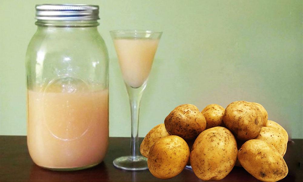 Nếu bạn uống nước ép khoai tây sau 2 ngày điều gì sẽ xảy ra với cơ thể? - Ảnh 1