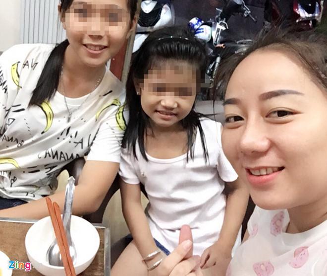 Cha bé gái nghi bị dí sắt nóng vào mặt: 'Chó còn thương con' - Ảnh 4
