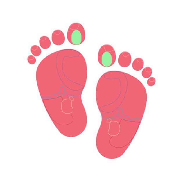 5 cách masage chân xoa dịu sự khó chịu của trẻ mẹ nào cũng nên biết - Ảnh 2