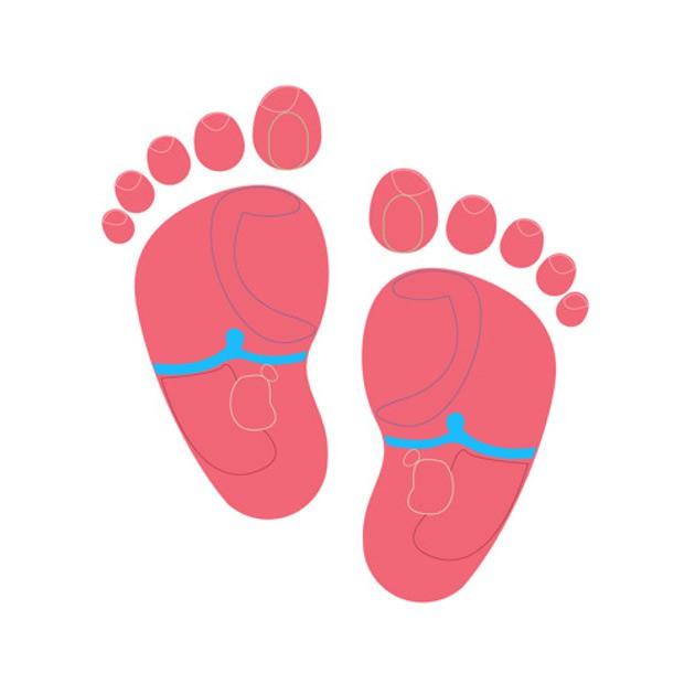 5 cách masage chân xoa dịu sự khó chịu của trẻ mẹ nào cũng nên biết - Ảnh 3