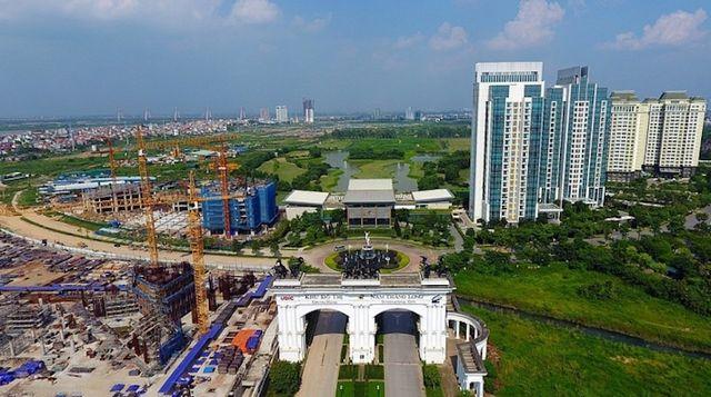 Khu đô thị quốc tế lớn nhất Hà Nội: Dân bức xúc, Hà Nội lệnh dừng chỉnh quy hoạch - Ảnh 4
