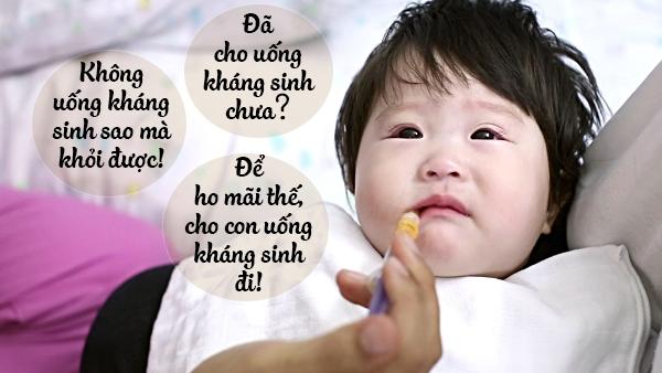 Bác sĩ Trần Vũ Quang: Thiếu kiến thức về kháng sinh là hại chết chính con mình - Ảnh 2