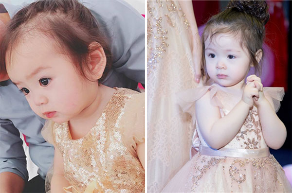 Bé gái Sài Gòn cứ ra phố là bị nhầm thành con gái Elly Trần - Ảnh 2