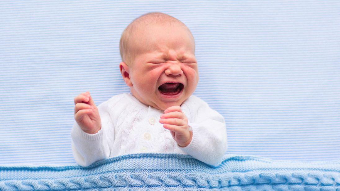 Cách khắc phục tình trạng trẻ sơ sinh bị sôi bụng - Ảnh 1