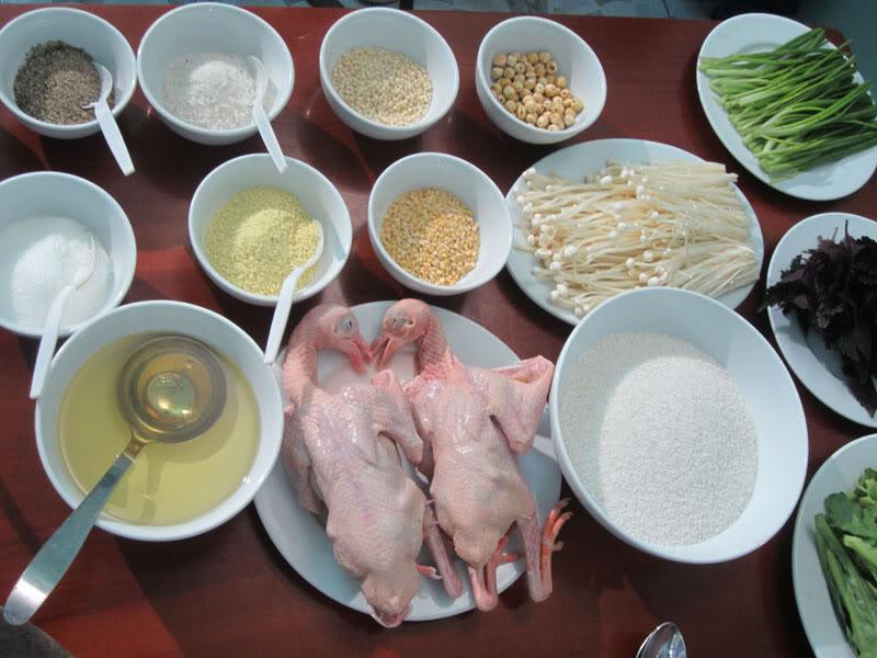 Cách nấu cháo chim bồ câu ngon cho bà bầu thai kỳ khỏe mạnh - Ảnh 2