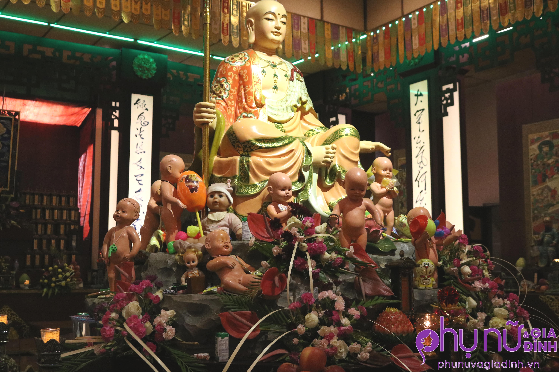 Có một ngôi chùa ở ngoại thành Sài Gòn nơi yên nghỉ của các hương linh thai nhi tứ xứ - Ảnh 3