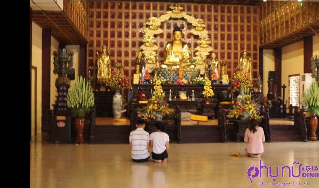 Có một ngôi chùa ở ngoại thành Sài Gòn nơi yên nghỉ của các hương linh thai nhi tứ xứ - Ảnh 2