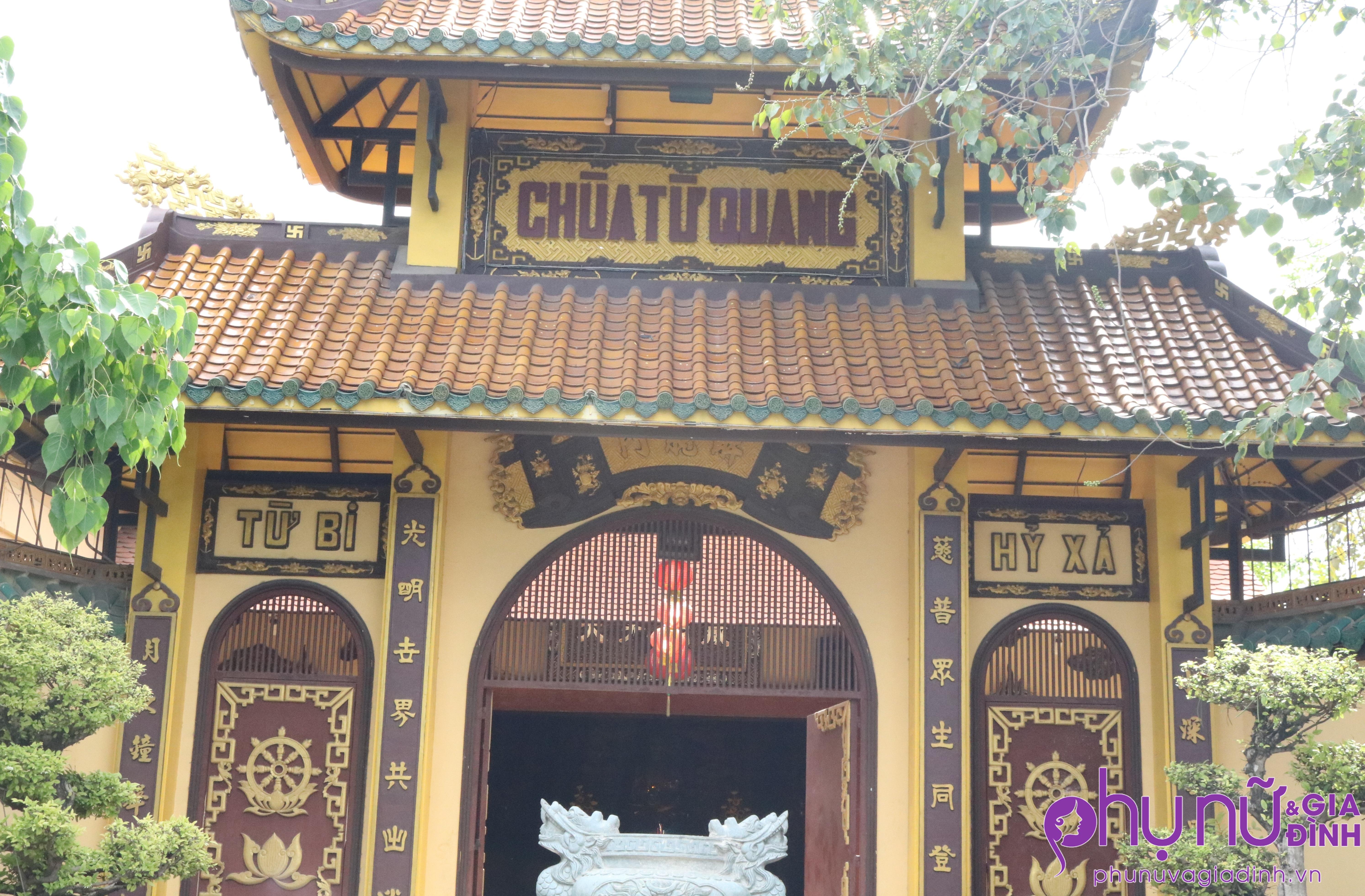 Có một ngôi chùa ở ngoại thành Sài Gòn nơi yên nghỉ của các hương linh thai nhi tứ xứ - Ảnh 1