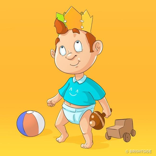 Dạy con theo từng độ tuổi để nuôi dưỡng những em bé tự lập, biết kính trọng cha mẹ - Ảnh 1
