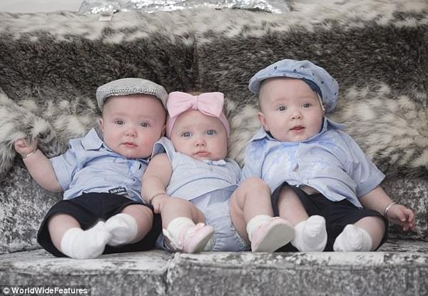 Dùng thuốc tránh thai đều đặn, bà mẹ hốt hoảng nhận tin đang mang 3 thai trong bụng - Ảnh 5