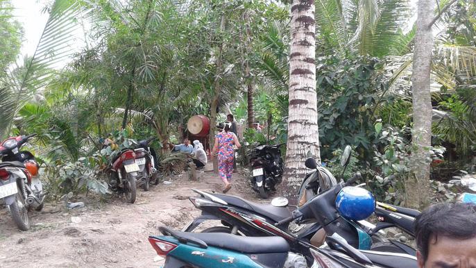 Hành trình trốn chạy của nghi phạm sát hại 2 mẹ con cụ bà - Ảnh 4
