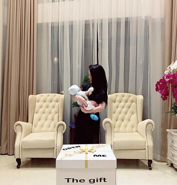 Hotgirl Trang Pilla - chị dâu Bảo Thy: Lấy lại vóc dáng là tiêu chí hàng đầu sau sinh - Ảnh 4